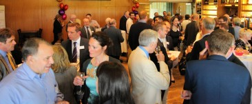 Networking at a STANTA event