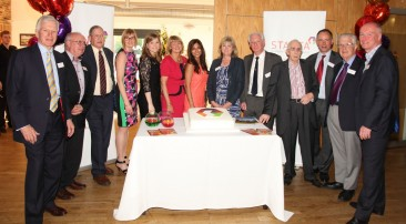 The STANTA Board celebrate 30 years helping St Albans District businesses